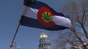 Colorado Flag Marijuana Colorado Reveals Where Weed Money To Be Spent Schools Clinics