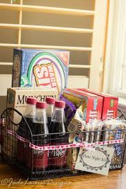 Date Night Basket Dr Pepper Date Night Kit For A Last Minute Backyard Bash