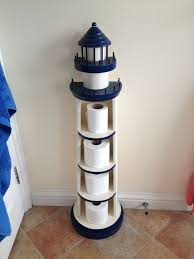 Nautical Bathroom Designs Lighthouse Decor For Bathroom Design Office And Bedroom