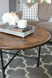 25 best round coffee tables ideas on pinterest round coffee