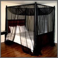 queen bed canopy bed queen size steel factor
