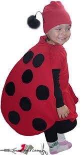 Ladybug Toddler Halloween Costume Diy Ladybug Costume Halloween Free Pattern Sewing