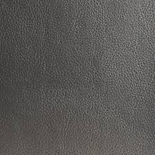 Black Upholstery Leather Synthetic Upholstery Leather Plain Cobalt Gamma Casamance