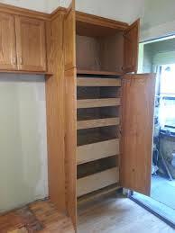 oak kitchen pantry storage cabinet unique oak kitchen pantry storage cabinet