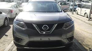 nissan uae sale new nissan xtrail 2 5 basic option brand new 0km warranty