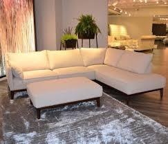 Sofa With Ottoman by Sectional Sofas Atlanta Sofa Ga Living Room Furniture 30318