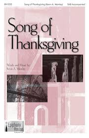 song of thanksgiving shop europe