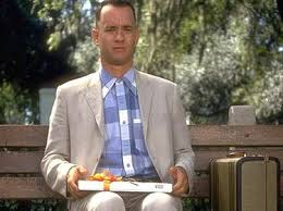 Forrest Gump Rain Meme - blue eyed ennis what would you put in your one carry on bag and