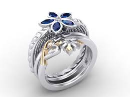 anime wedding ring oathkeeper wedding ring custom design that my fiance i
