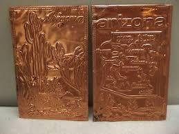 2 vintage kopper kard arizona copper postcards post cards ebay