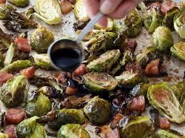 barefoot contessa roasted broccoli ina garten s balsamic roasted brussels recipe abc news