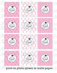baby shower cupcake toppers printable free archives baby shower diy