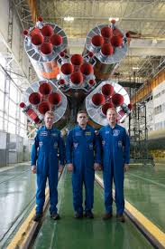 space in images 2015 12 soyuz tma 19m crew with launcher