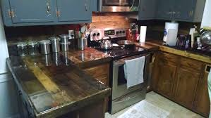 kitchen countertops and backsplashes pallet countertops backsplash 1001 pallets