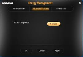 resetting battery gauge u310 battery does not charge lenovo community