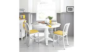 Round Expandable Dining Room Table White Round Dining Table U2013 Rhawker Design