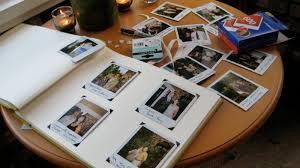 polaroid guest book album polaroid guest book an instant classic emmaline