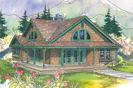 Large Front Porch House Plans by Craftsman House Plans Cedar View 50 012 Associated Designs