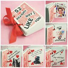 Valentine S Day Homemade Gift Ideas by 24 Lovely Valentine U0027s Day Gifts For Your Boyfriend Handmade