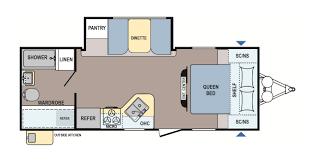16 wilderness travel trailer floor plan alfa img showing gt