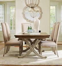 hooker furniture sanctuary dining room collection dune finish