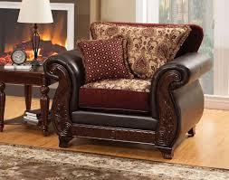 Burgundy Living Room Set by Dallas Designer Furniture Franklin Living Room Set In Burgundy