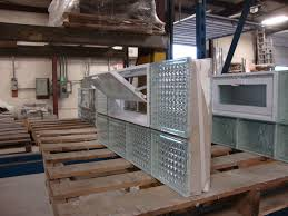 Decorative Glass Panels For Walls Glass Block Windows U0026 Wall Fabrication Methods U2013 Mortar Silicone