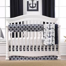 bedding set wonderful navy baby bedding wonderful navy white