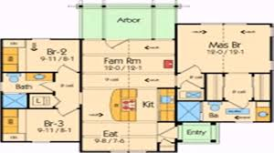 Floor Plan With Dimensions Floor Plan With Dimensions In Feet Youtube
