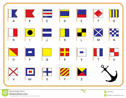 Wooden Nautical Flags Signal Nautical Flags Illustration 13397833 Megapixl