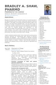 online pharmacist sample resume pharmacist resume samples visualcv resume samples database
