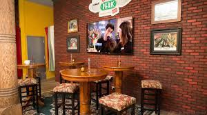 Coffee Shop In New York Bbc Travel Friends U0027 Central Perk Café Finally A Reality