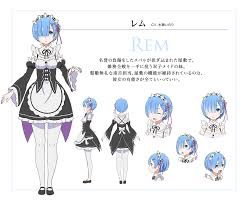 rem rem image gallery re zero wiki fandom powered by wikia