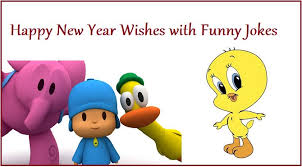 happy new year wishes with jokes nywq
