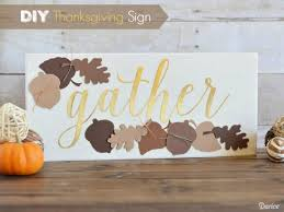 18 diy thanksgiving signs your friends and family will the