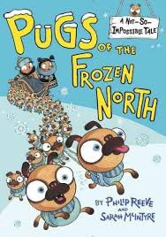 pugs frozen north hardcover free shipping products