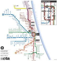 cta line map cta schedule chicago transit authority cta swiftly