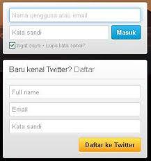 Cara Membuat Twitter Terbaru 2014   cara membuat mendaftar akun twitter baru bibeh com