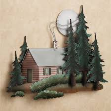 Home Sculptures by Wall Art Ideas Design Mining House Cabin Wall Art Home