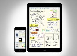 this app lets you take handwritten notes sketch diagrams and more
