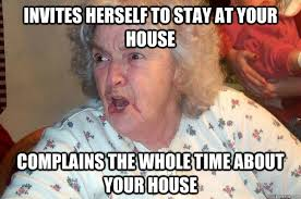 Grandma Meme - angry grandma memes quickmeme