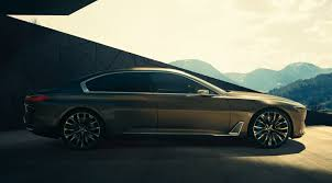 bmw future luxury concept bmw vision future luxury concept in hybrid gets revealed
