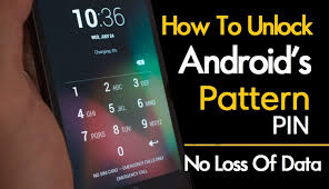 unlock android how to unlock android pattern lock or password lock