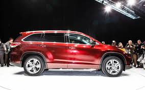 toyota suv review 2017 toyota highlander hybrid review price release date msrp
