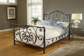 Metal Sleigh Bed Bedroom Sleigh Bed Frame King For The Present Lifestyle Www