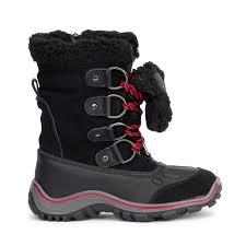 womens winter boots canada pajar canada womens boots alina black waterproof ebay