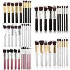professional makeup tools 10pc professional makeup set pro kits brushes kabuki blush