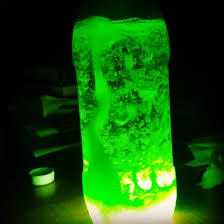 how to make a halloween light show how to make a homemade lava lamp easy youtube