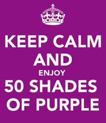 Shades Of Purple Help End Alzheimer U0027s Purple Passion And Favorite Color