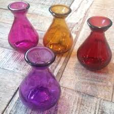 Colored Bud Vases White Bud Vases Cheap Vase Pinterest